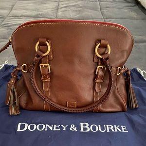 Dooney & Bourke Florentine Domed Large Satchel